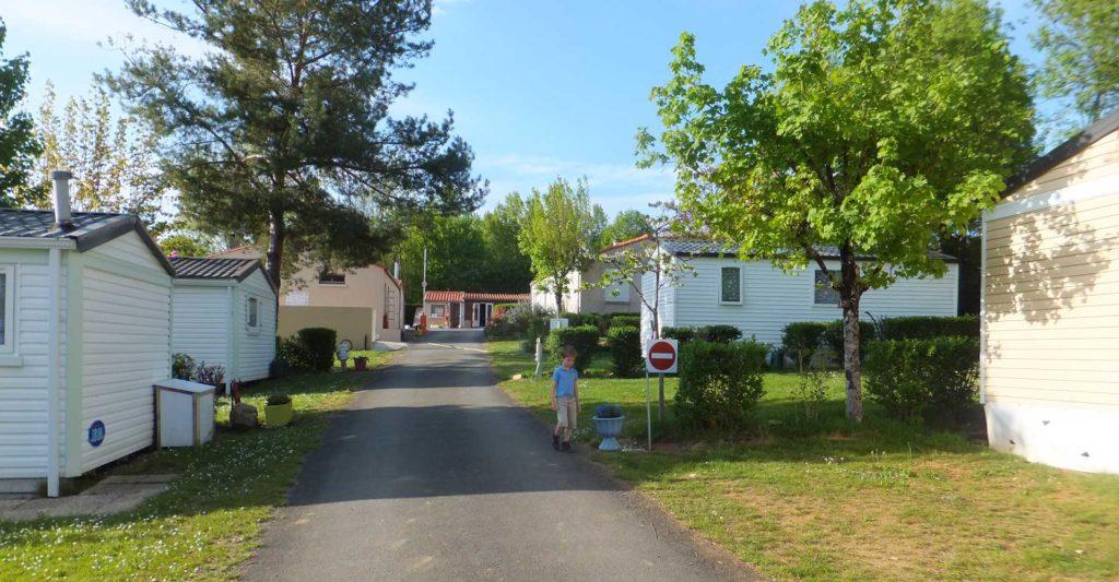 Le petit camping familial la Joletière en Vendée