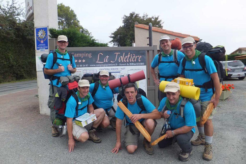 camping accueil groupe Vendée