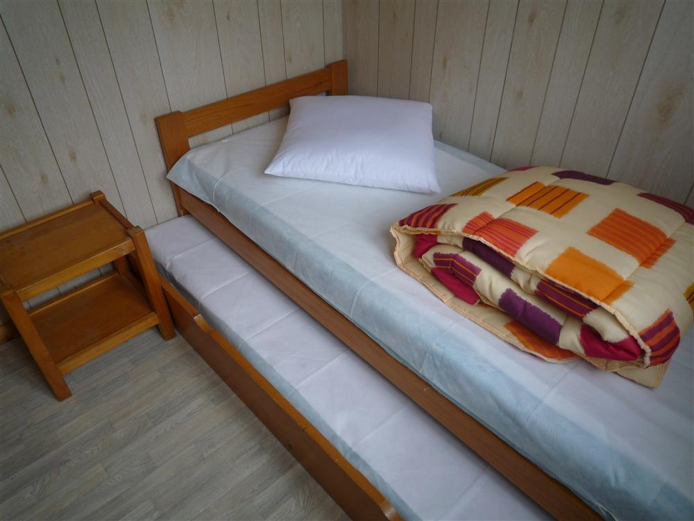 Chalet 2 chambres - 4/6 pers.