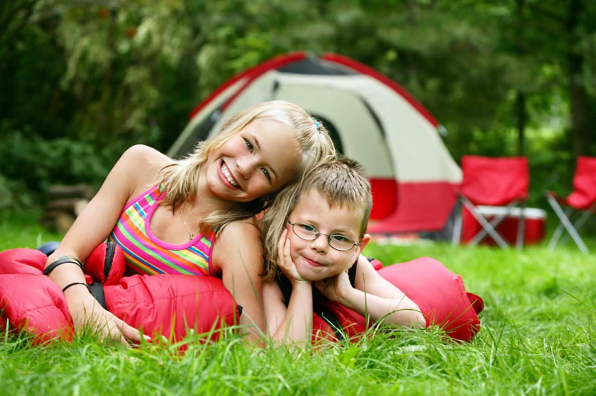 Emplacements de camping La Joletière 4