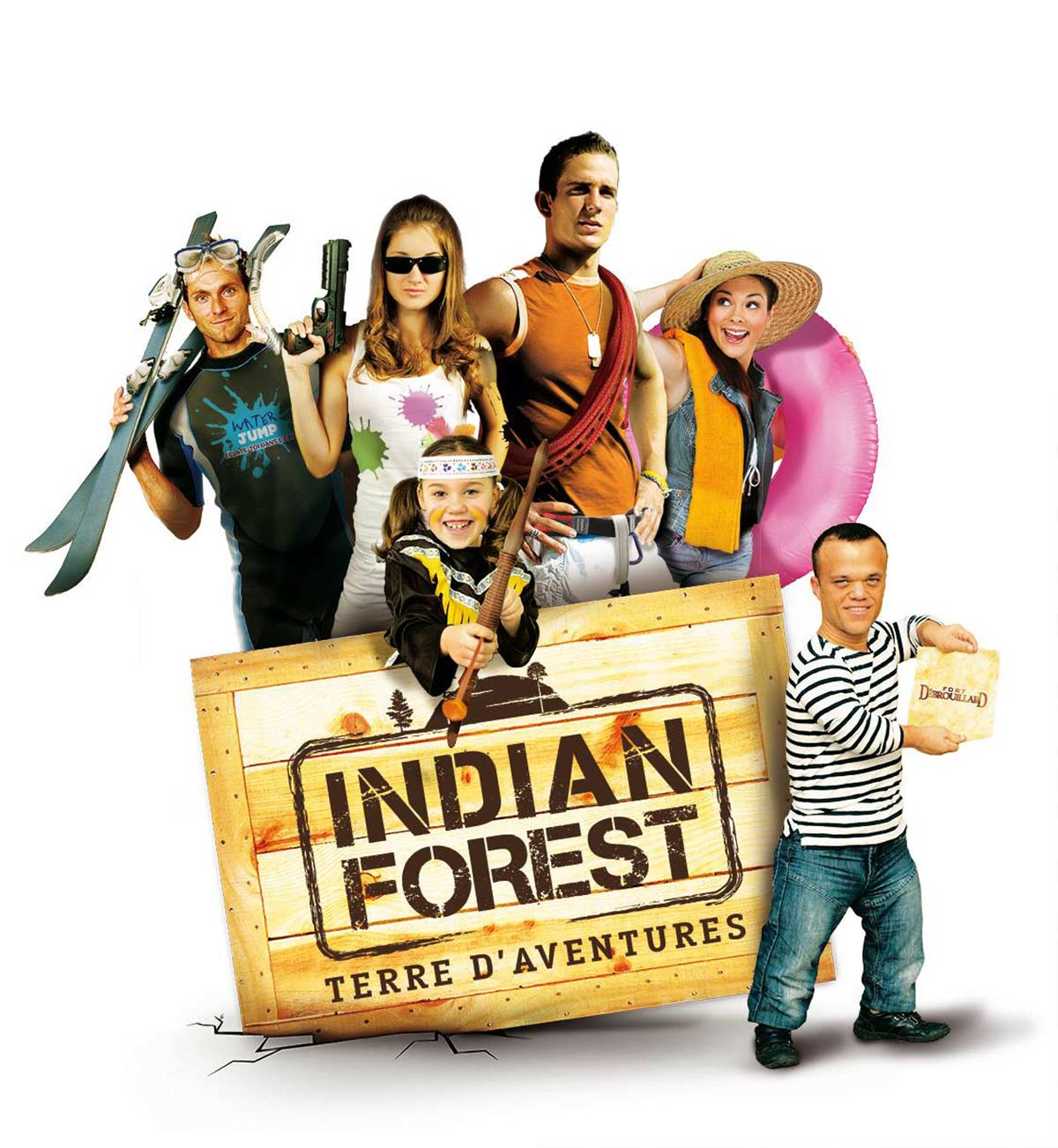 Indian Forest 2