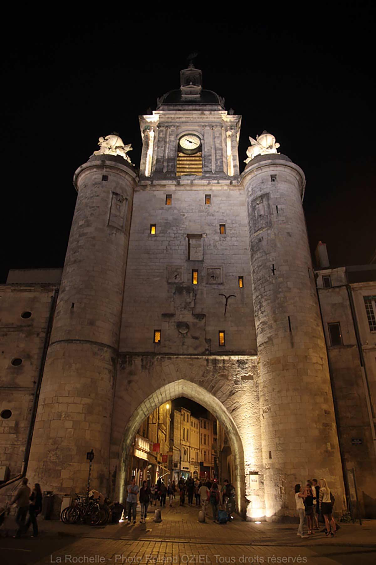 La Rochelle - la grosse tour