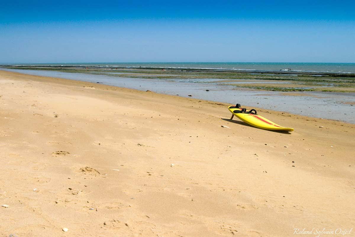 Les plages de Vendee : la Tranche sur mer