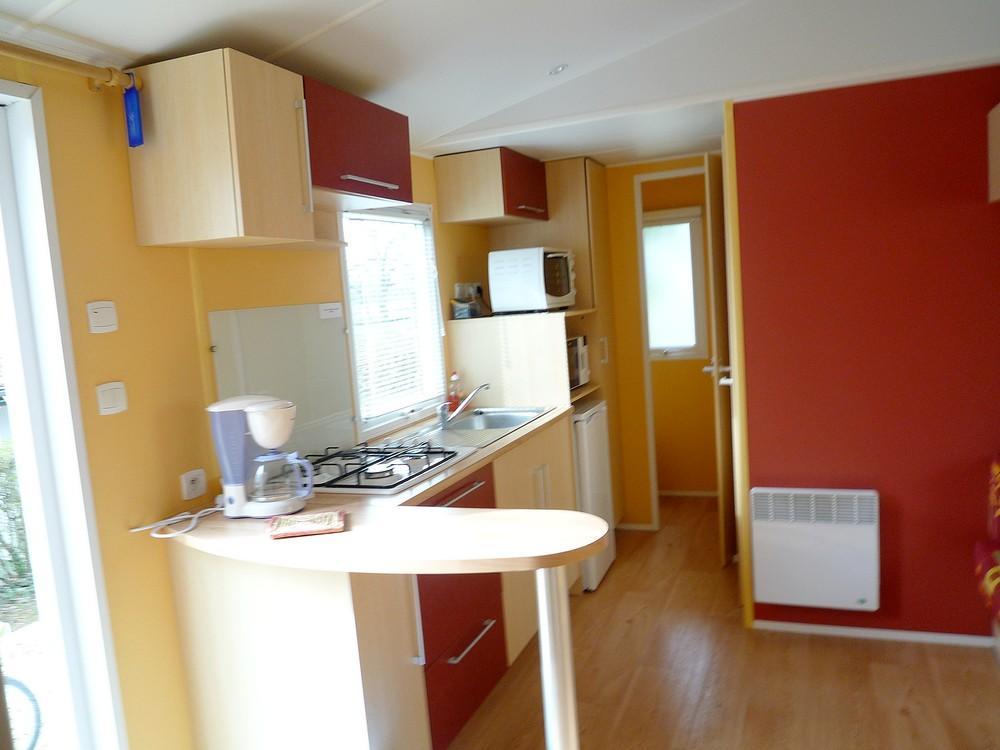 Location mobil-home 2 chambres pour 5/7 personnes