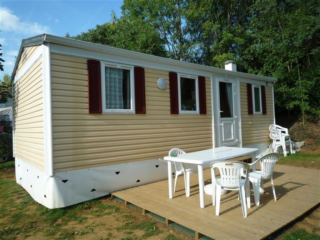 Location mobil-home 3 chambres pour 6/8 personnes