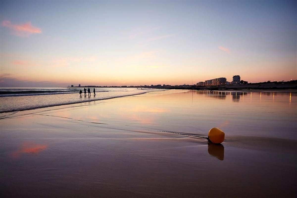 Les plages de Vendee : Les Sables d'Olonne