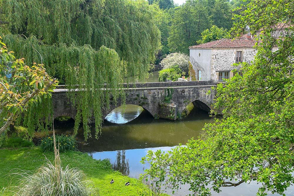 Situation géographique exceptionnelle en Vendée