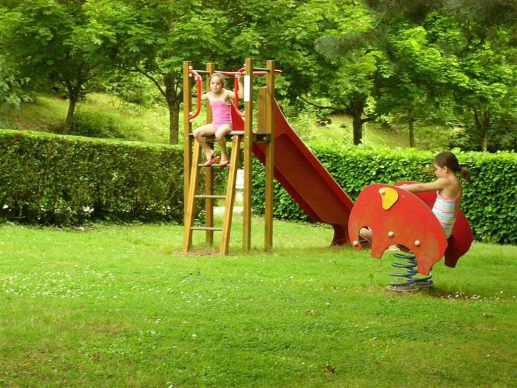camping familial avec animations