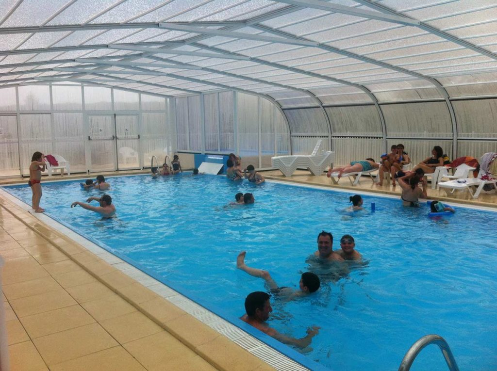 camping avec piscine et loisirs nature en Vendée